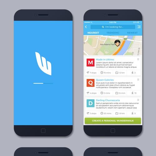 WunderWalk App