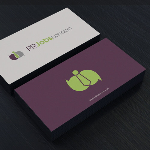 Create a logo for PRJobsLondon