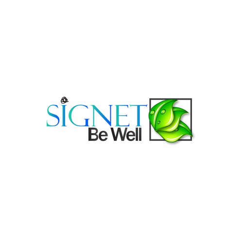 SIGNET BE WELL needs a new logo