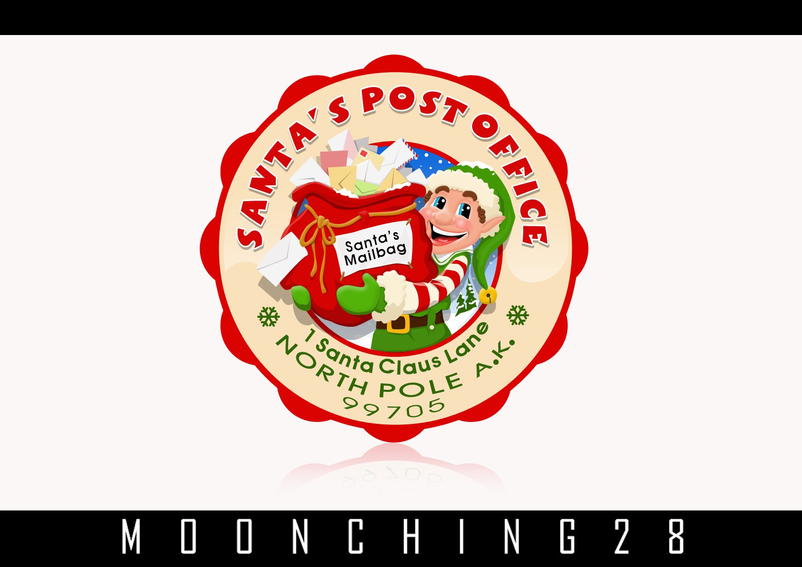 New logo wanted for Santa's Post Office