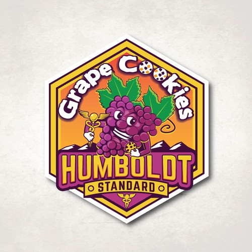 Humbolt Standard Grape Cookies