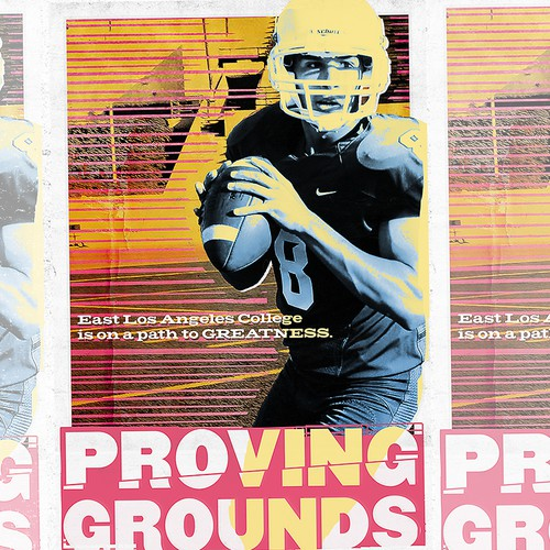 """Proving Grounds"" Poster"