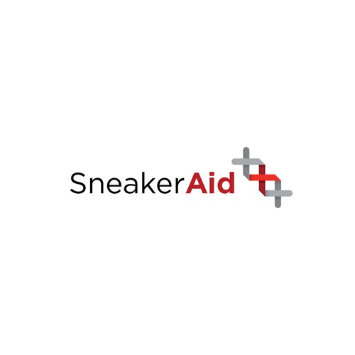Logo concept for a sneaker cleaning product