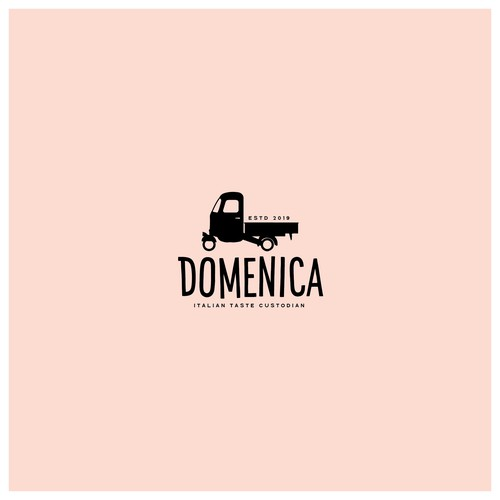 Logo Concept for Domenica