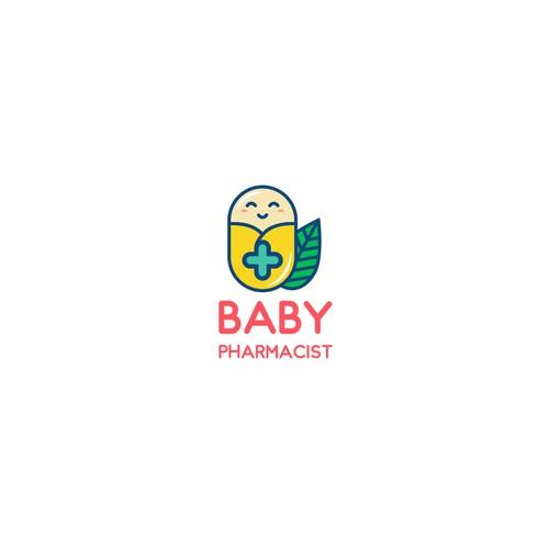 Baby Pharmacist Logo
