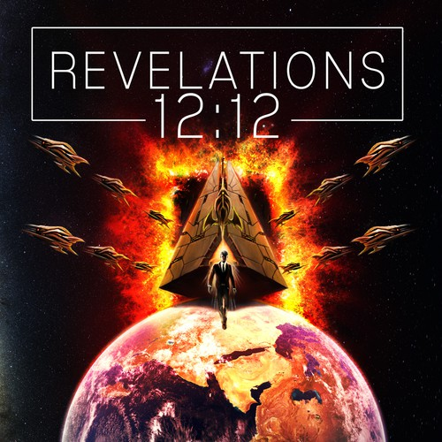 Revelations 12:12 Book Cover