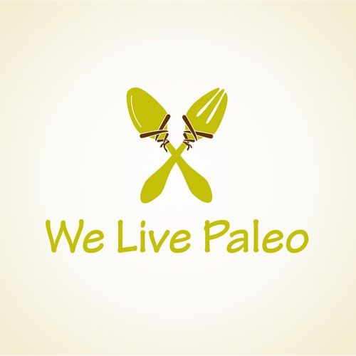 Help We Live Paleo with a new logo