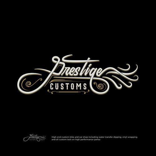 Prestige Bike logo