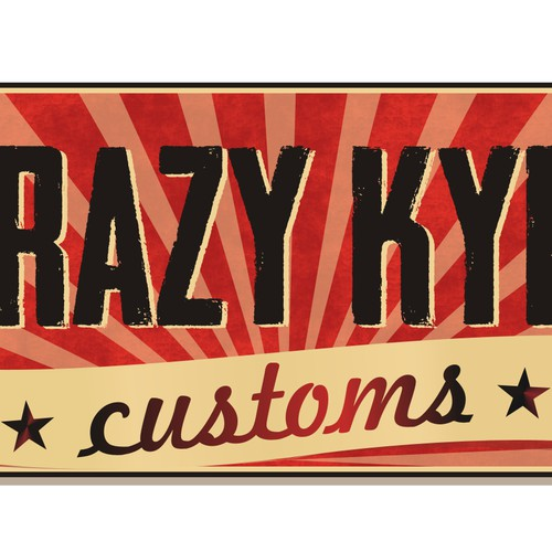 Crazy Kyle Customs logo