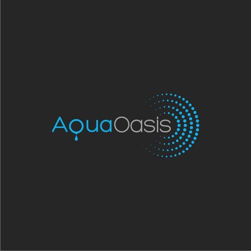 Logo Design for AquaOasis