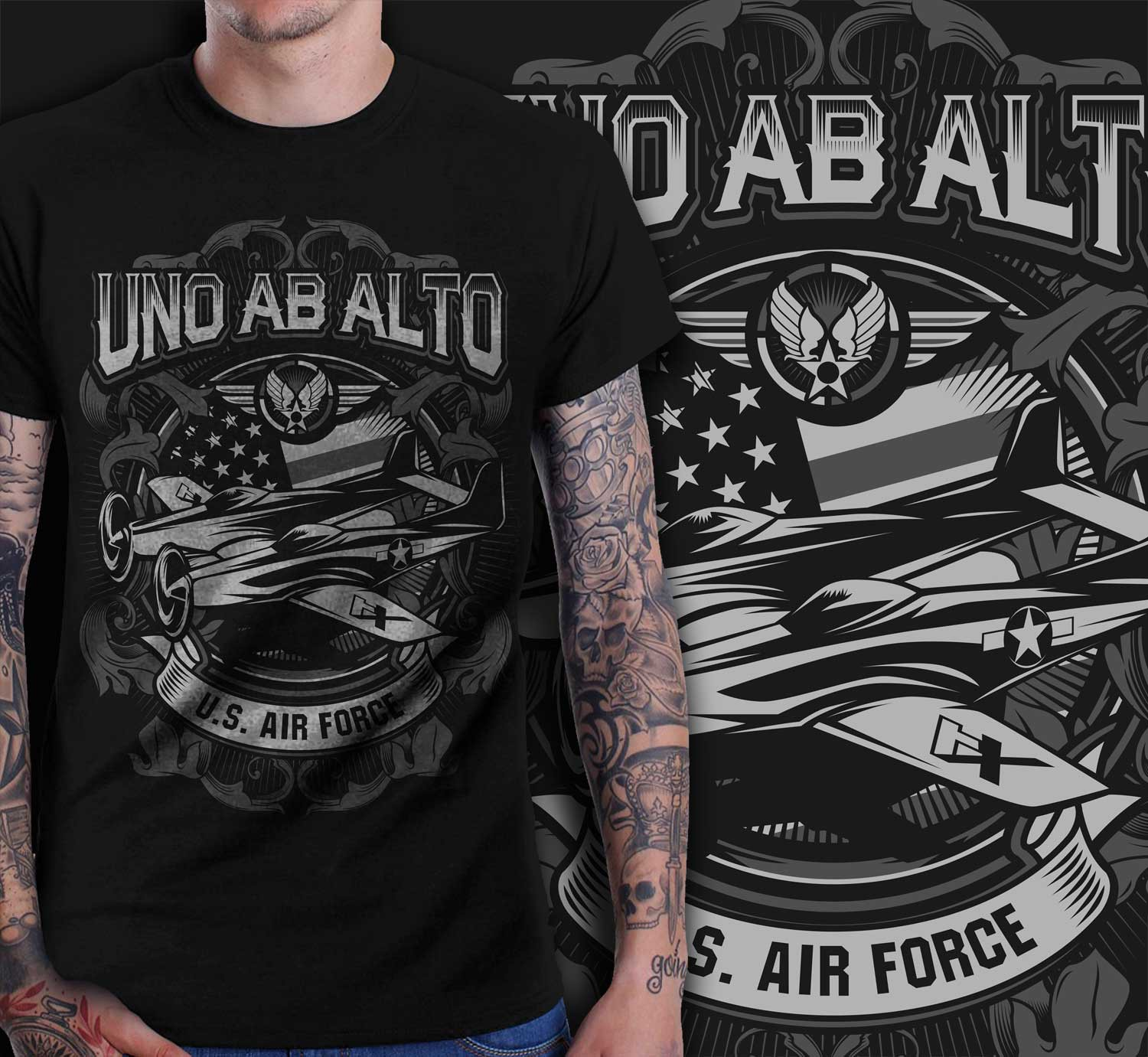 US AIRFORCE - SUPPORT TROOPS