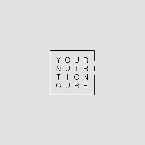 Modern logo for a Nutritionist