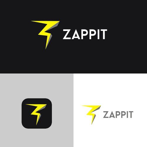 Logo concept for for mobile startup