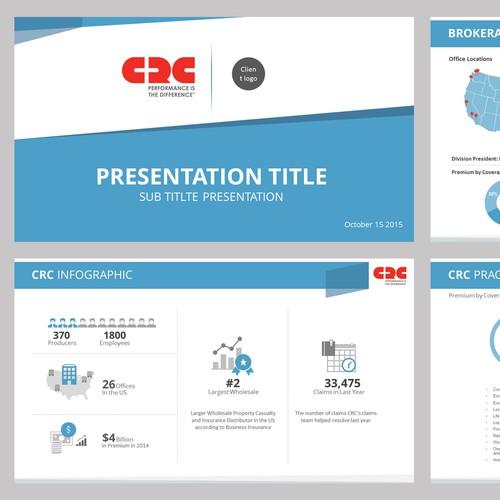 CRC presentation Redesign