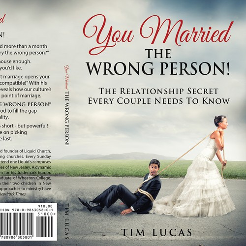 You Married the Wrong Person! Book Cover