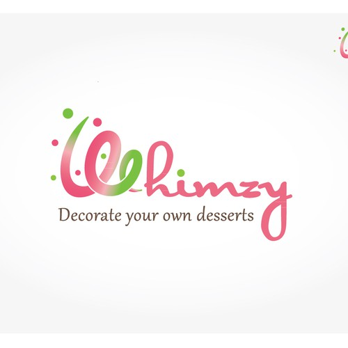 Create the next logo for Whimzy