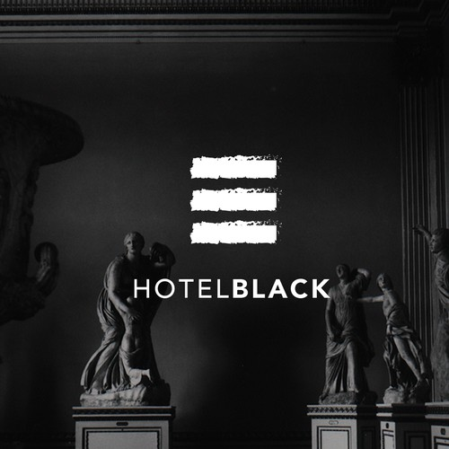 Logodesign for Hotel Black
