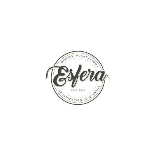 Event and design logo
