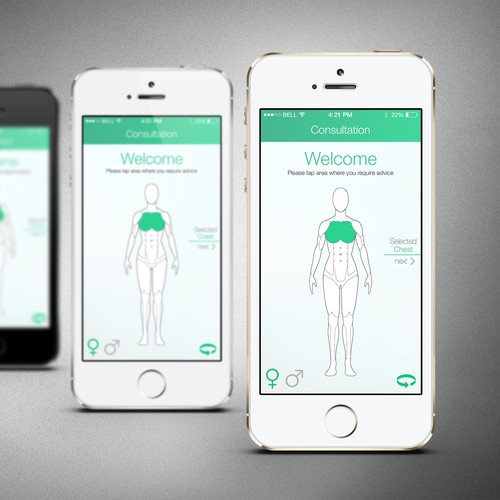 First mobile to mobile platform to talk to a live doctor anytime!