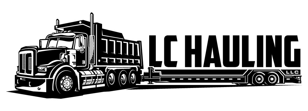 Can we use like a dump truck or hauling truck on the logo