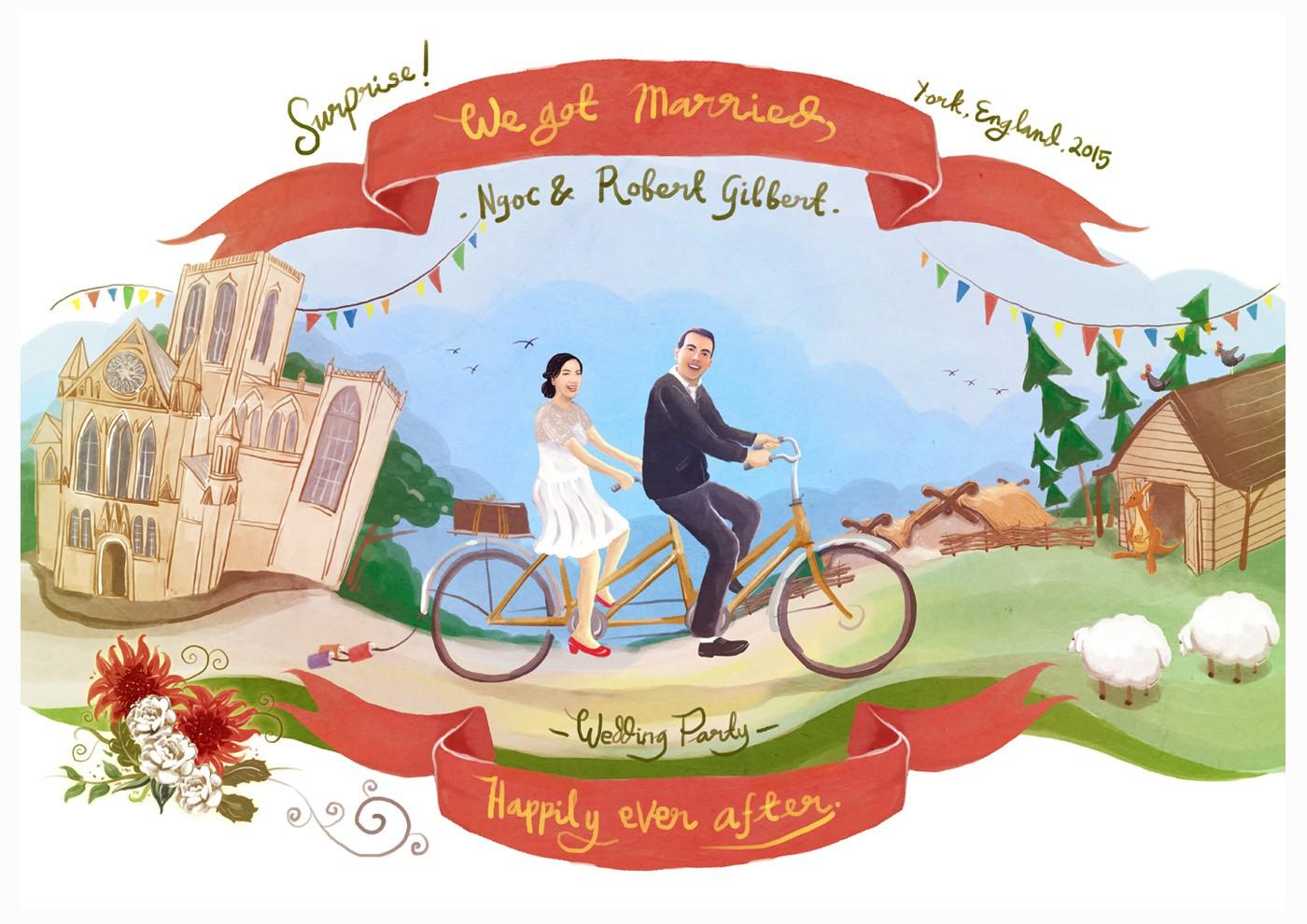 Gilbert Wedding