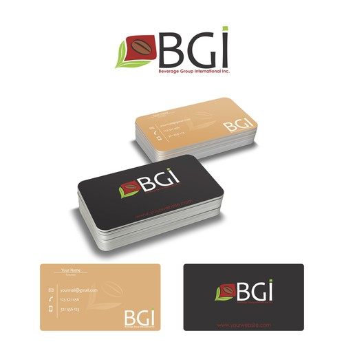 Design a Fantastic Business Card for an Exiting Company