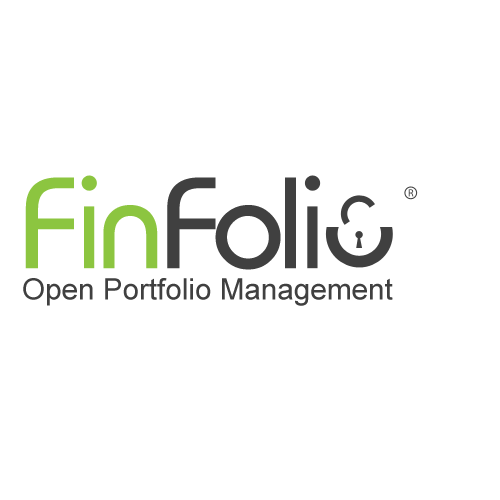 Logo for financial software/internet startup