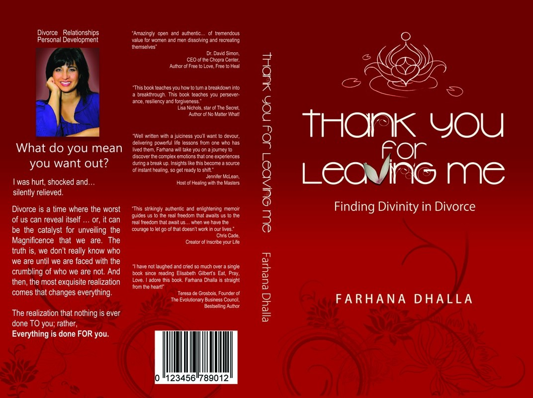 design for BOOK COVER - Thank You for Leaving Me