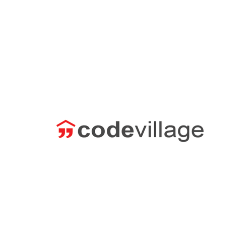logo design for codevillage - Software development / web design
