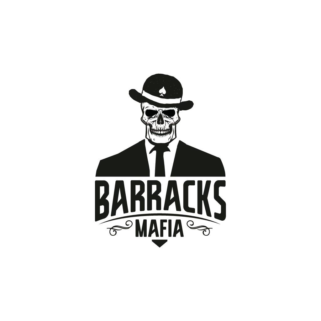 Design a john wick inspired military logo.