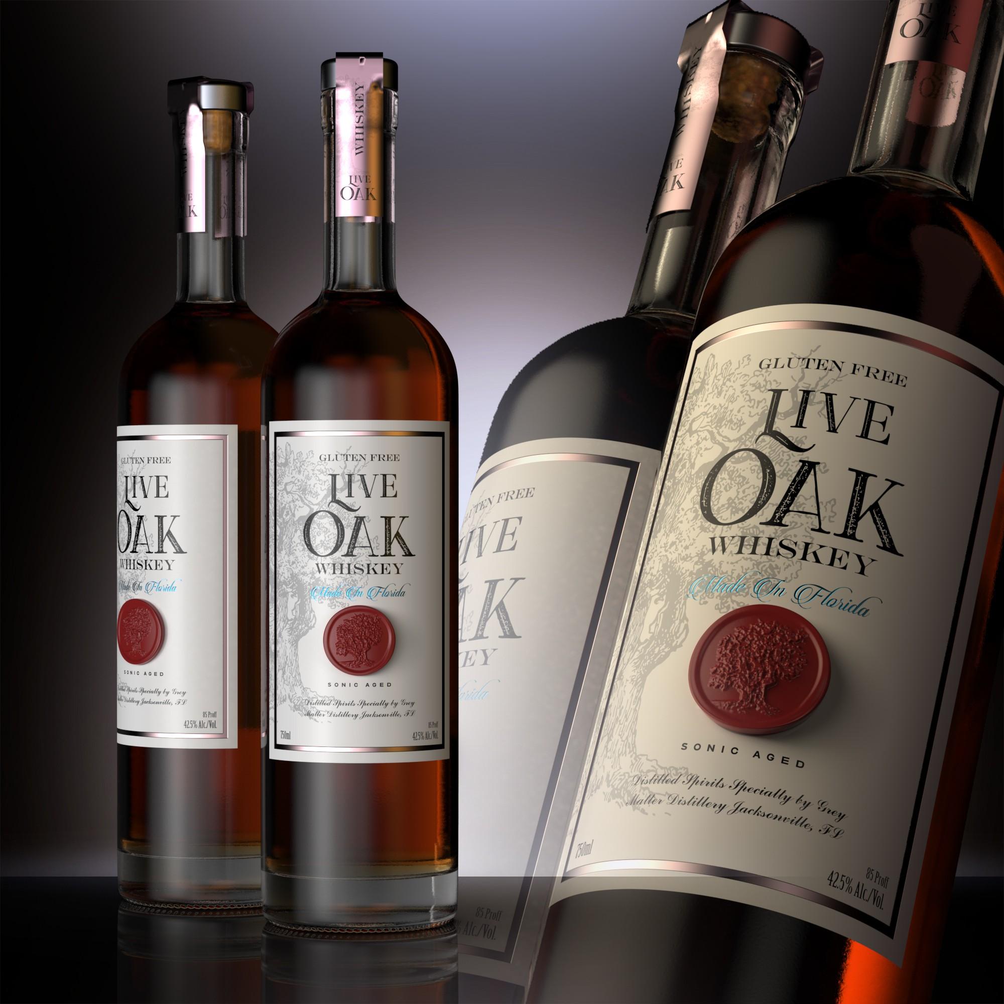 Live Oak Florida Whiskey
