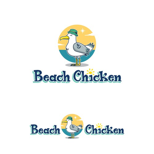Beach Chicken