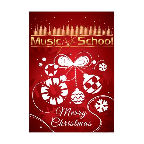Weihnachten mit Musik