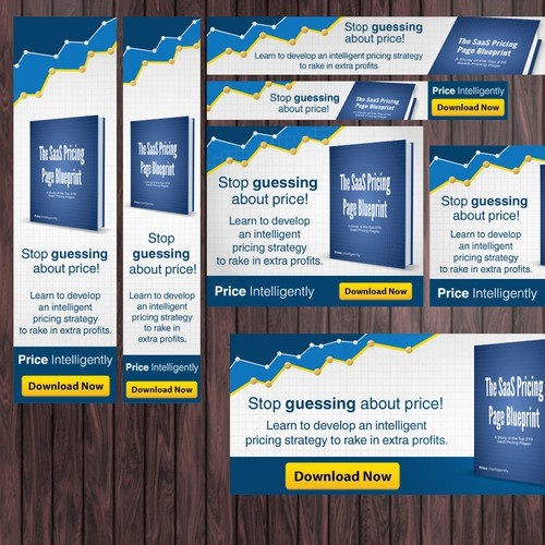 Banner Ads for A Software Company's New Ebook