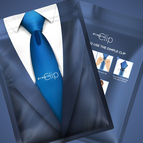 Product Packaging for Necktie
