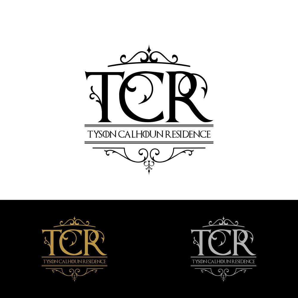 Luxurious Private Residence seeking a fresh, clean logo to place on all household related items.