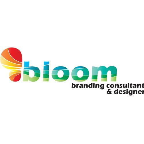 Create the next logo for Bloom Branding Consultants & Designers