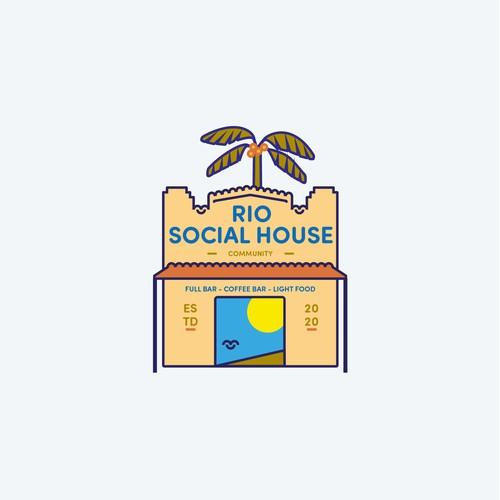 Rio Social House