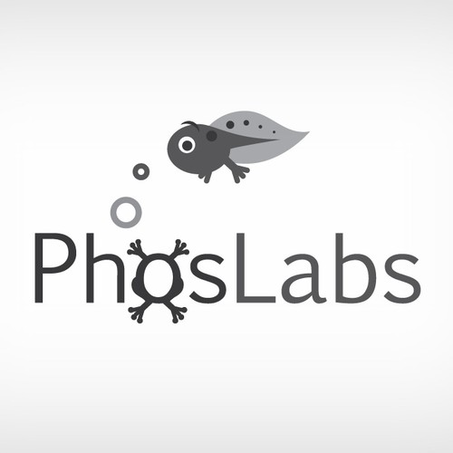 Creative Logo for PhosLabs
