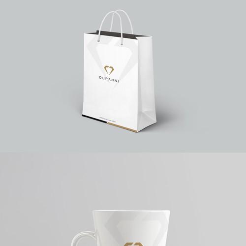 Shopping Bag and Mug Design