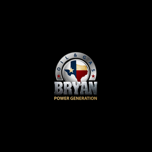 Power Generation Company - Oil & Gas Division Logo