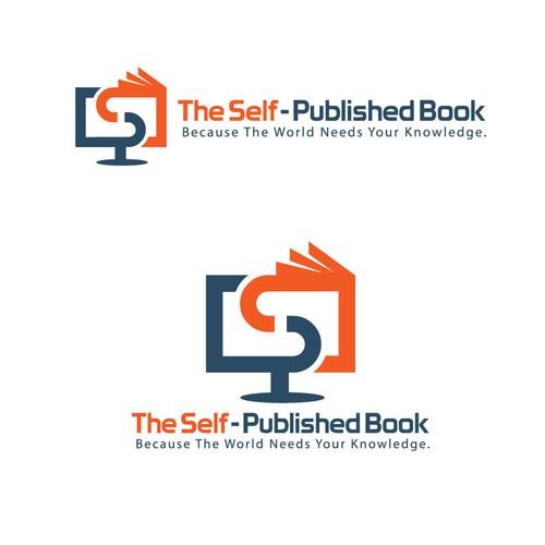 Logo Design for Online Book Publishing