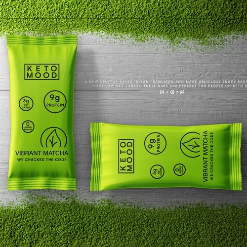 Keto Mood packaging