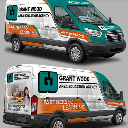 Grant Wood Education