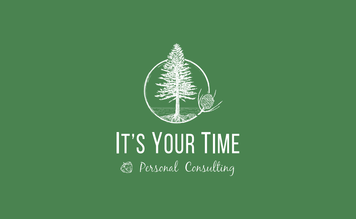 It's your Time Logo and brand guideline