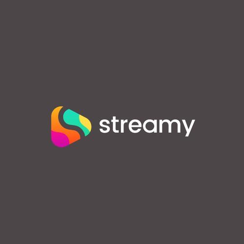 Logo for Streaming Platform