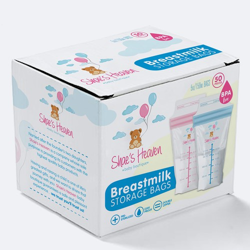 packaging design for baby products