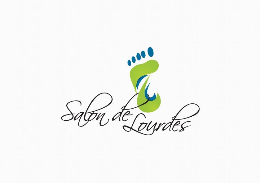 Salon de Lourdes needs a new icon or button design