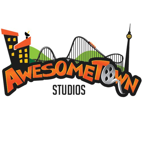 Awesome Town Studios logo