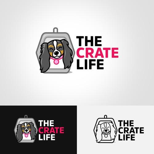 Dog Logo for Podcast